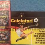 figurine Calciatori 2014-2015 omaggio Carmela
