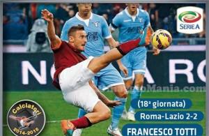 figurine Panini omaggio con Tuttosport e Corriere dello Sport