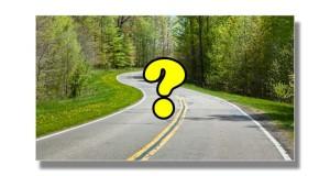 indovinello progetto TRND road