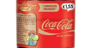 ingresso omaggio Gardaland con Coca Cola Senza Caffeina