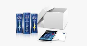 kit da testare shampoo Clear
