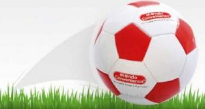 pallone omaggio da Mondo Convenienza