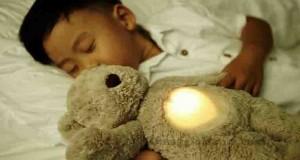 peluche Glow Cuddles Bear