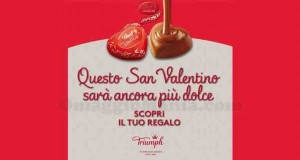 regalo San Valentino Triumph Lindor Lindt