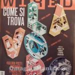 rivista Wired gratis ricevuta da Claudia