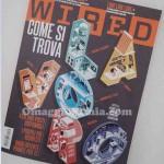 rivista Wired omaggio di Roberta