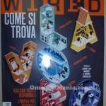 rivista Wired ricevuta gratis da Gaetano