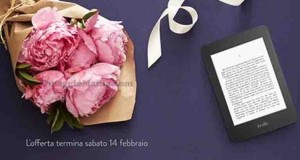 sconto 20 euro Kindle Paperwhite