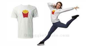 t-shirt McDonald's omaggio a Milano