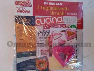 tagliabiscotti Tescoma omaggio Giulia