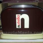 tostafette Nutella ricevuto da Mara