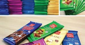 vinci 5 tavolette di cioccolato con Lidl