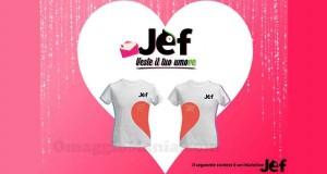vinci coppia di t-shirt JEF