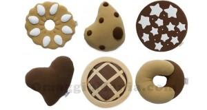 vinci cuscino biscotto con Carillo Biancheria