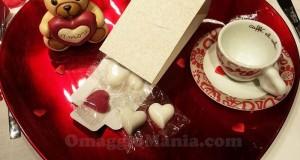 zuccherini d'amore Thun omaggio