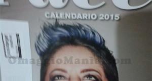Calendario Faces 2015 Celeste