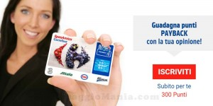 CarrefourLAB punti Payback omaggio