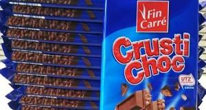 Crusti Choc Fin Carré