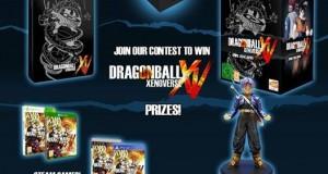Dragon Ball Xenoverse Contest