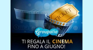 Groupalia ti regala il cinema