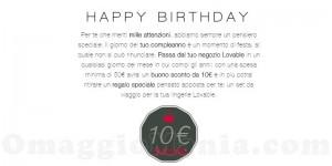 Happy Birthday Lovable