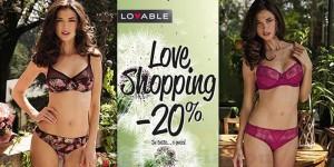 Love Shopping Lovable