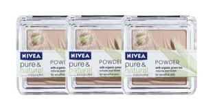Nivea Pure & Natural cipria