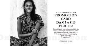 Promotion Card H&M
