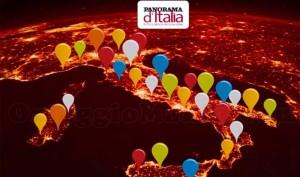 Tour Panorama d'Italia 2015
