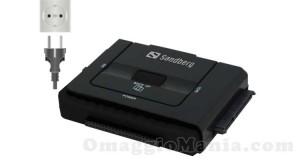 USB 3.0 Multi Harddisk Sandberg