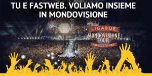 Vinci posti in prima fila per il concerto di Ligabue