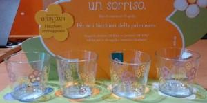bicchieri omaggio Thun