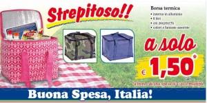 borsa termica MD Discounta a 1,50 euro