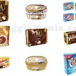 buoni sconto gelati Algida