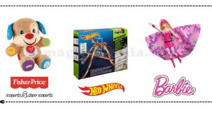buoni sconto giocattoli Mattel marzo 2015