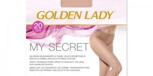buono sconto collant Golden Lady My Secret 20