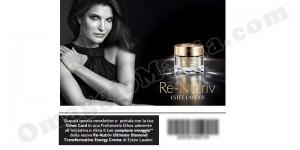 campione omaggio Re-Nutriv Ultimate Diamond Transformative Energy Creme Estée Lauder