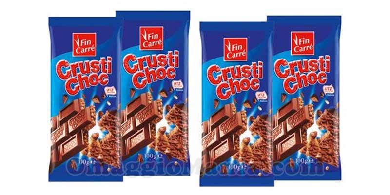 cioccolato Fin Carrè Crusti Choc