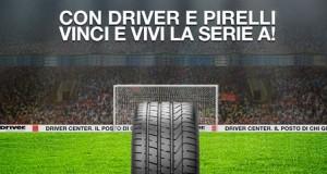 con Driver e Pirelli vinci la Serie A