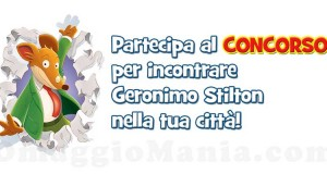 concorso Geronimo Stilton Revolution