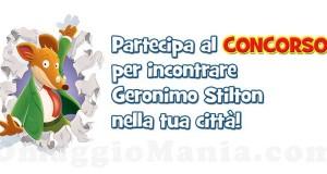 concorso Geronimo Stilton Revolution