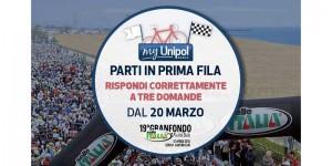 contest My Unipol Banca Granfondo Selle Italia Via del Sale