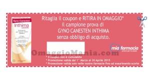 coupon Gyno Canesten inthima