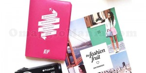 cover passaporto The Fashion Fruit