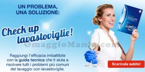 guida check up lavastoviglie Finish