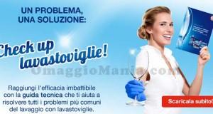 guida check up lavastoviglie Finish