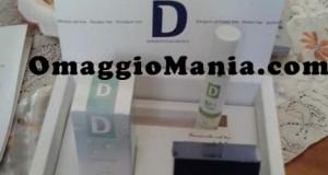 kit Dermophisilogique vinto gratis da Marinella