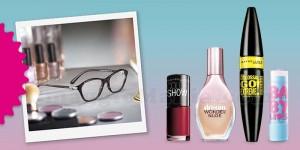 kit Maybelline New York omaggio con Vogue Eyewear