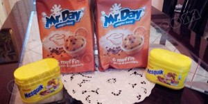 kit Mr.Day e Nesquik vinto da Simona
