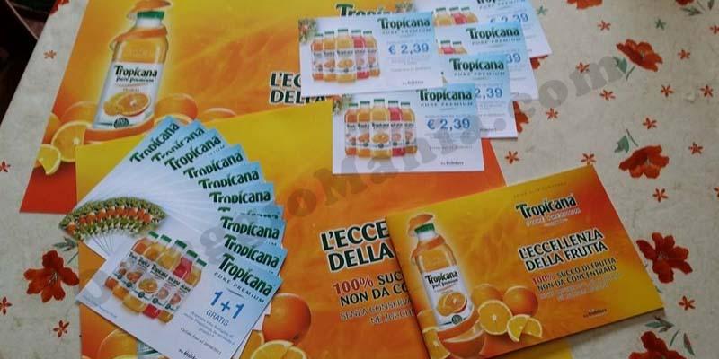 Tropicana e the insiders kit in arrivo omaggiomania for Buoni omaggio